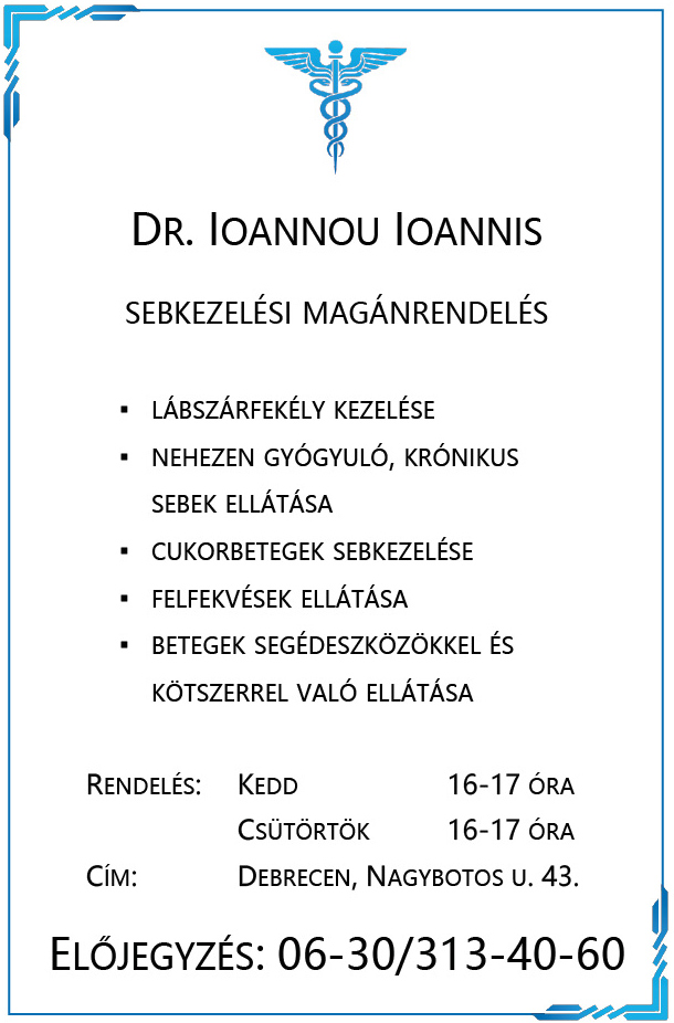 Dr. Ioannou Ioannis